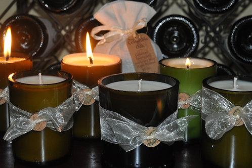 Syrah Candle