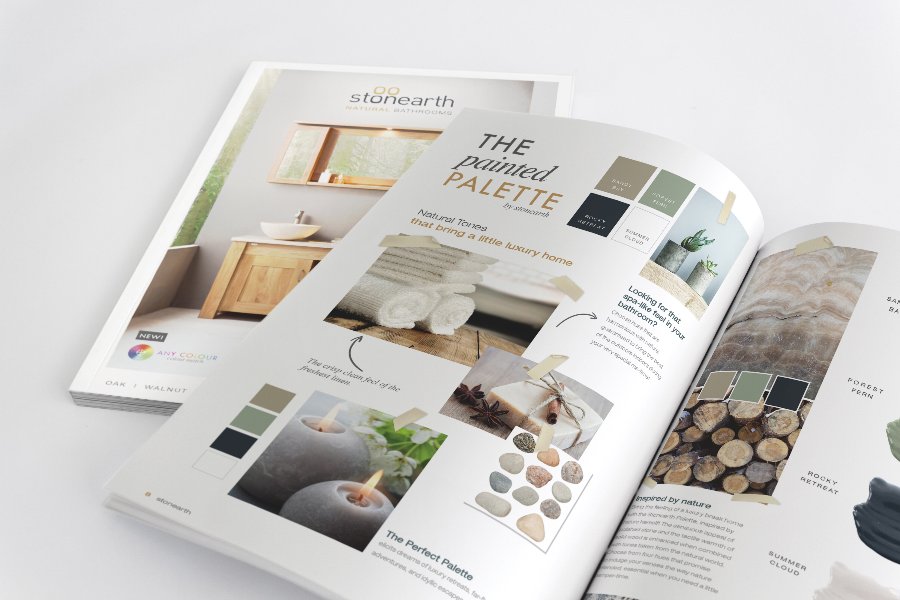 MAGAZINE BROCHURE DESIGN ESSEX