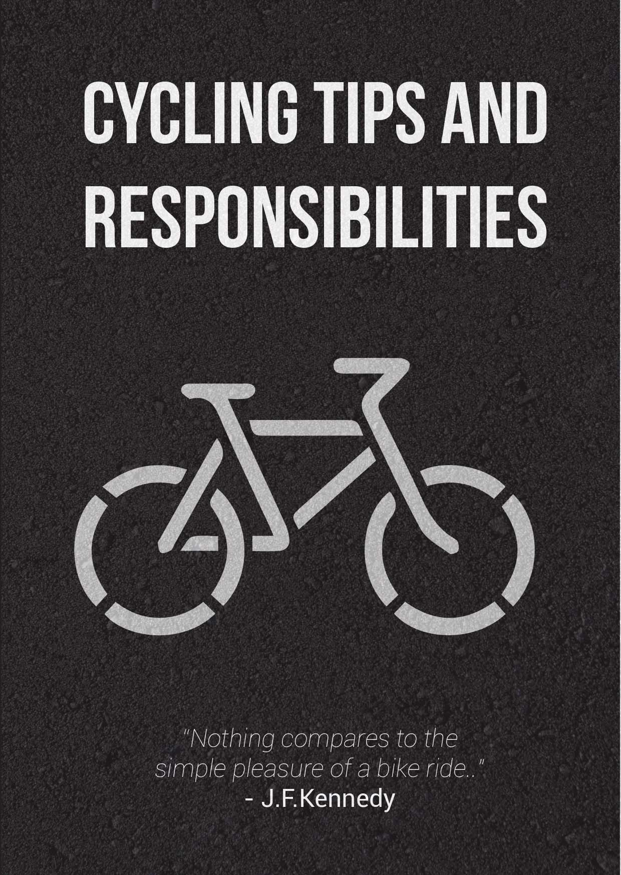 Cycling Tips and Responsibilities A6 Pamplet-1