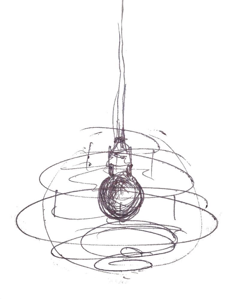 Concept Sketch White