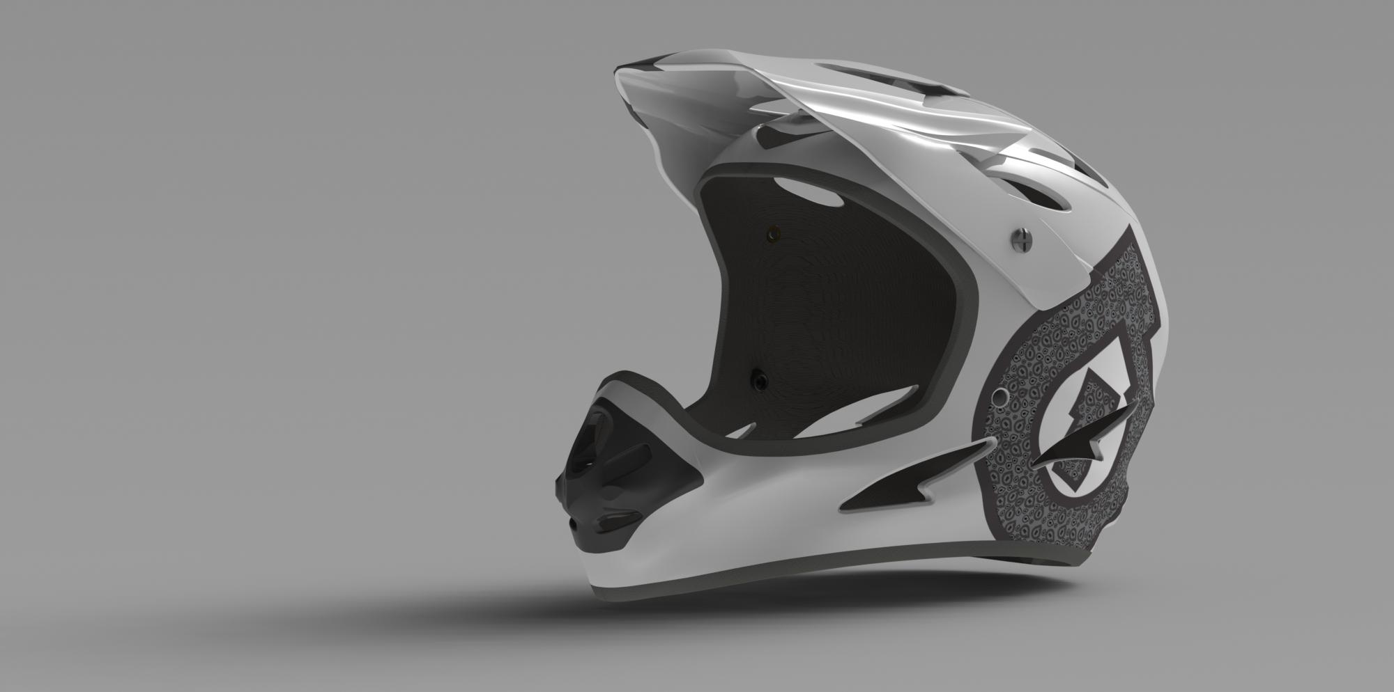Helmet Render 2