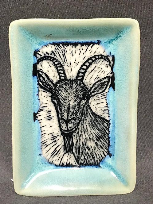 Small plate: Mystic goat