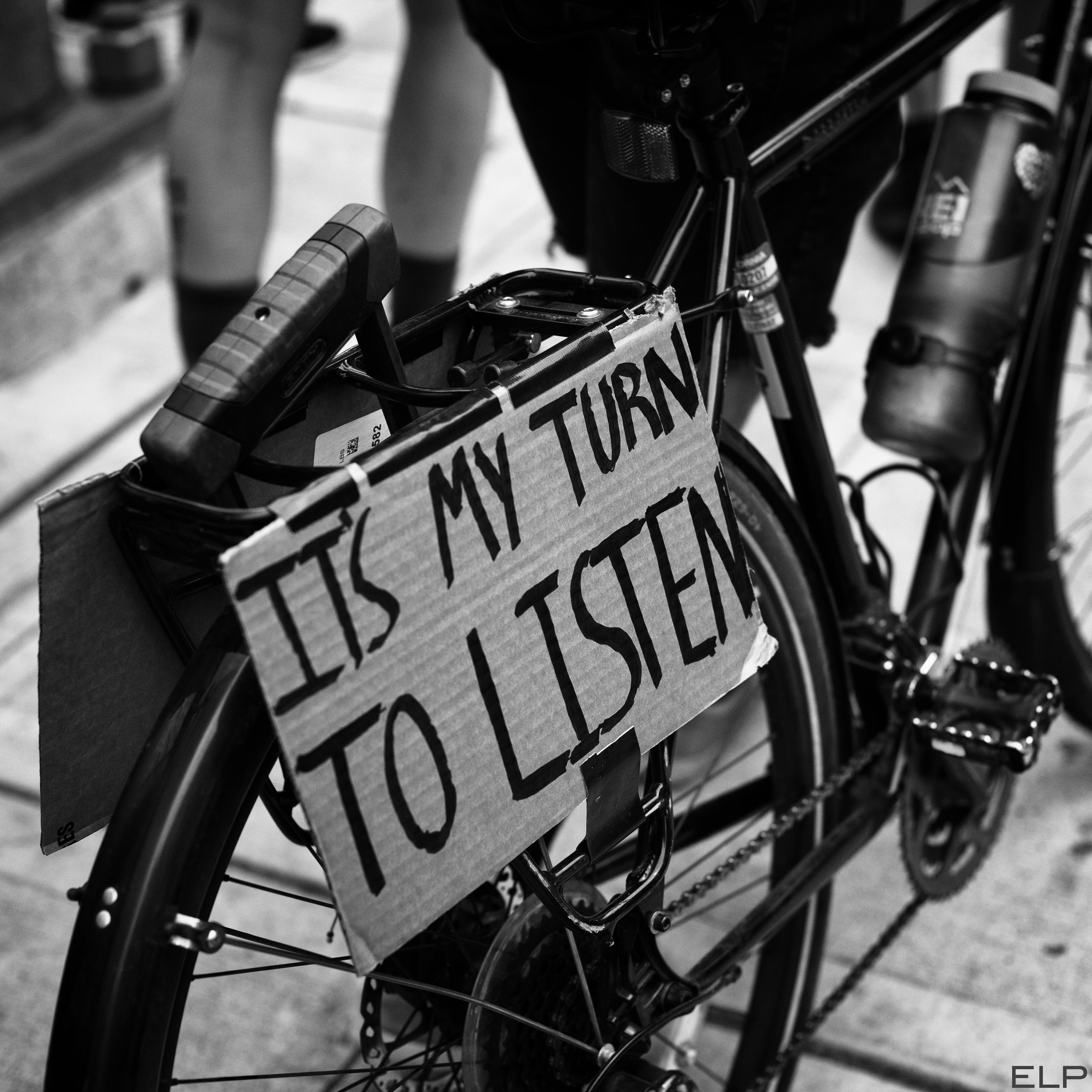 It's My Turn To Listen