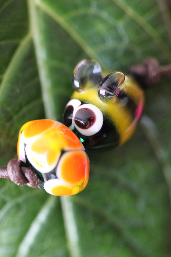 Bumble beads