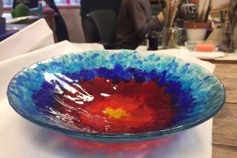 crushed-glass-dish