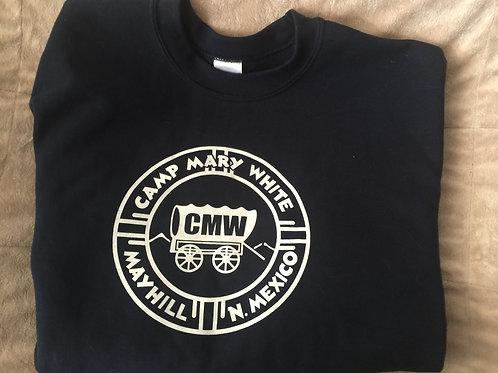 CMW Old School Blue Sweatshirt