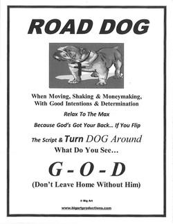 road dog image