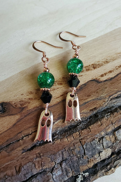Becky's Copper Ghosts