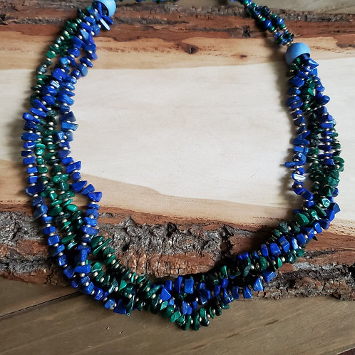 The Grace Collection: The Lapis & Malachite Incident