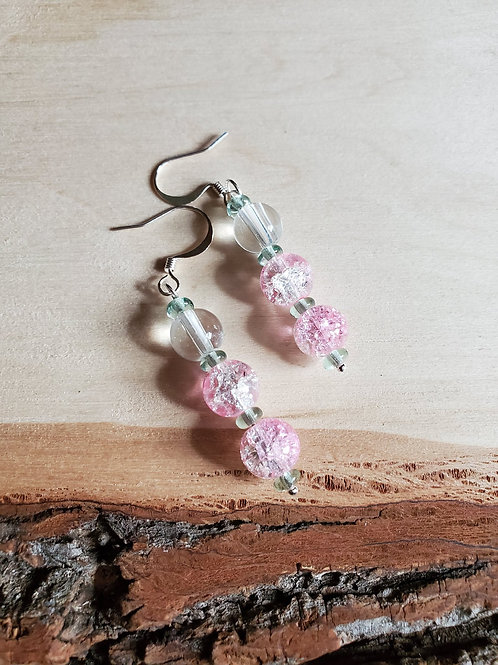 Vavia's Sakura Ramune Earrings