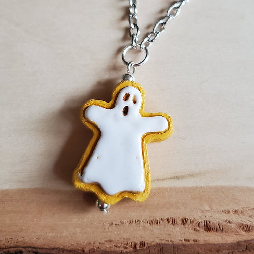 Hillary's Cookie Ghost