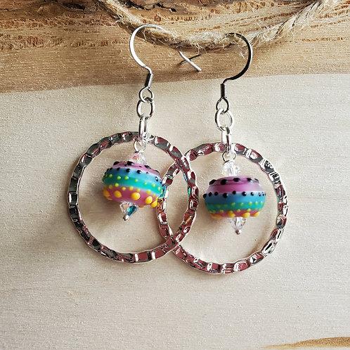 Vavia's Rio Hoops Earrings