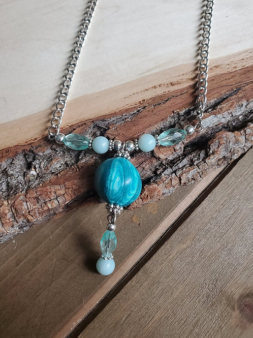 The Grace Collection: Teal Wonder