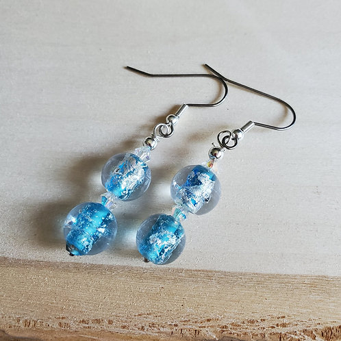 Vavia's Frostbite Earrings