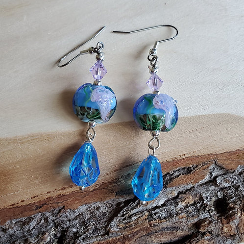Vavia's In the Jelly Forest Earrings