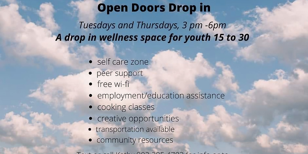 Open Door Youth Drop In
