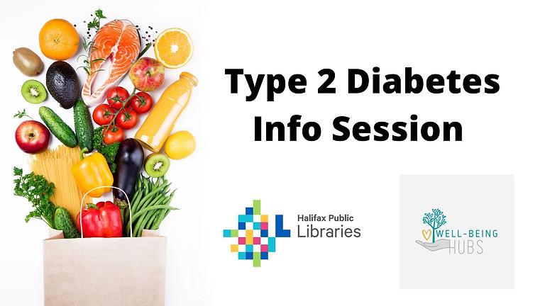 Type 2 Diabetes Info Session