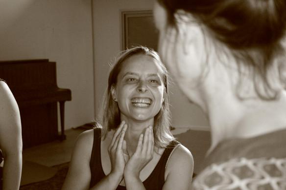 coaching vocal