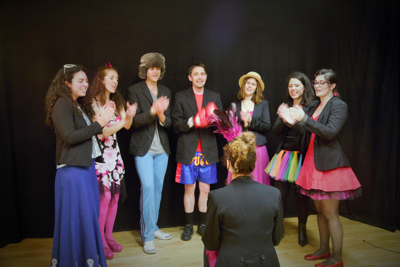 Globe-Chanteurs 5 / L'ATELIER DE LA VOIX