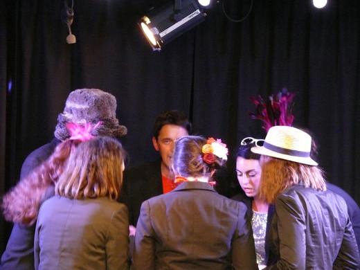 Globe-Chanteurs 8 / L'ATELIER DE LA VOIX