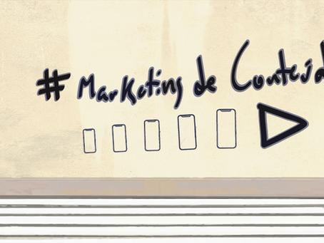 O marketing de conteúdo e a sua origem