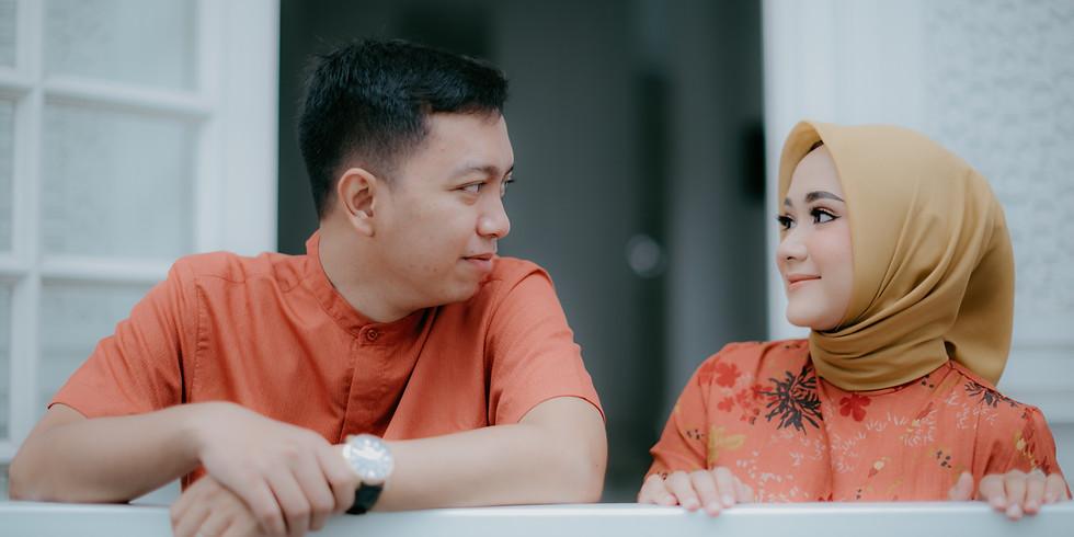 Pernikahan dr. Shella Kartika Ardeanny Kurniawan dan Fauzan Widianto, S.T