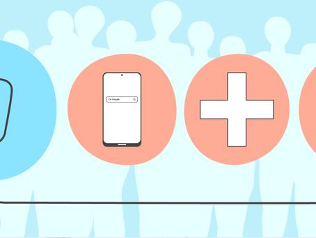 O marketing de conteúdo e o setor da saúde.