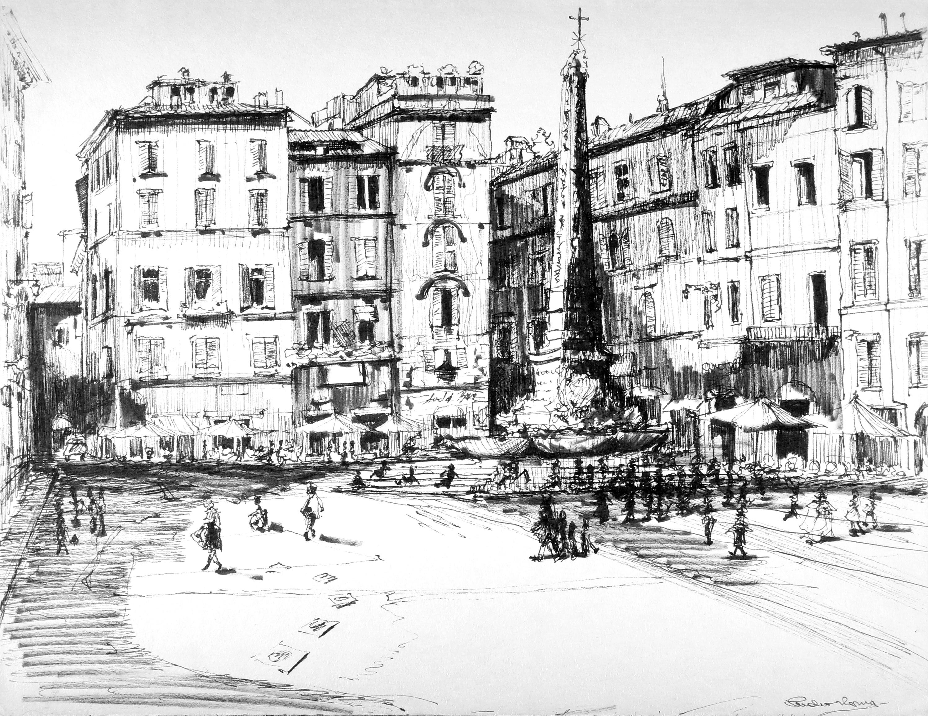 Piazza di Pantheon, No. 1