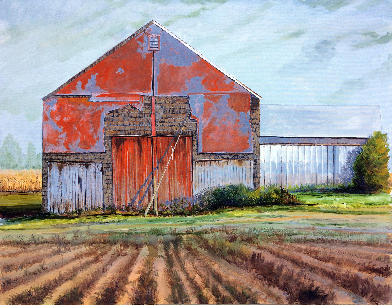 Watermill Barn - Southside