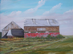 Red Barn, Watermill