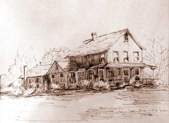 Eva's House, Amagansett