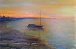 Sunrise in Bonac