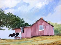 Linda Pritchet's  Cow