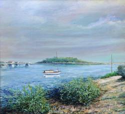 Tick Island, East Hampton NY