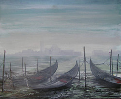 View of St. Marks, Venice