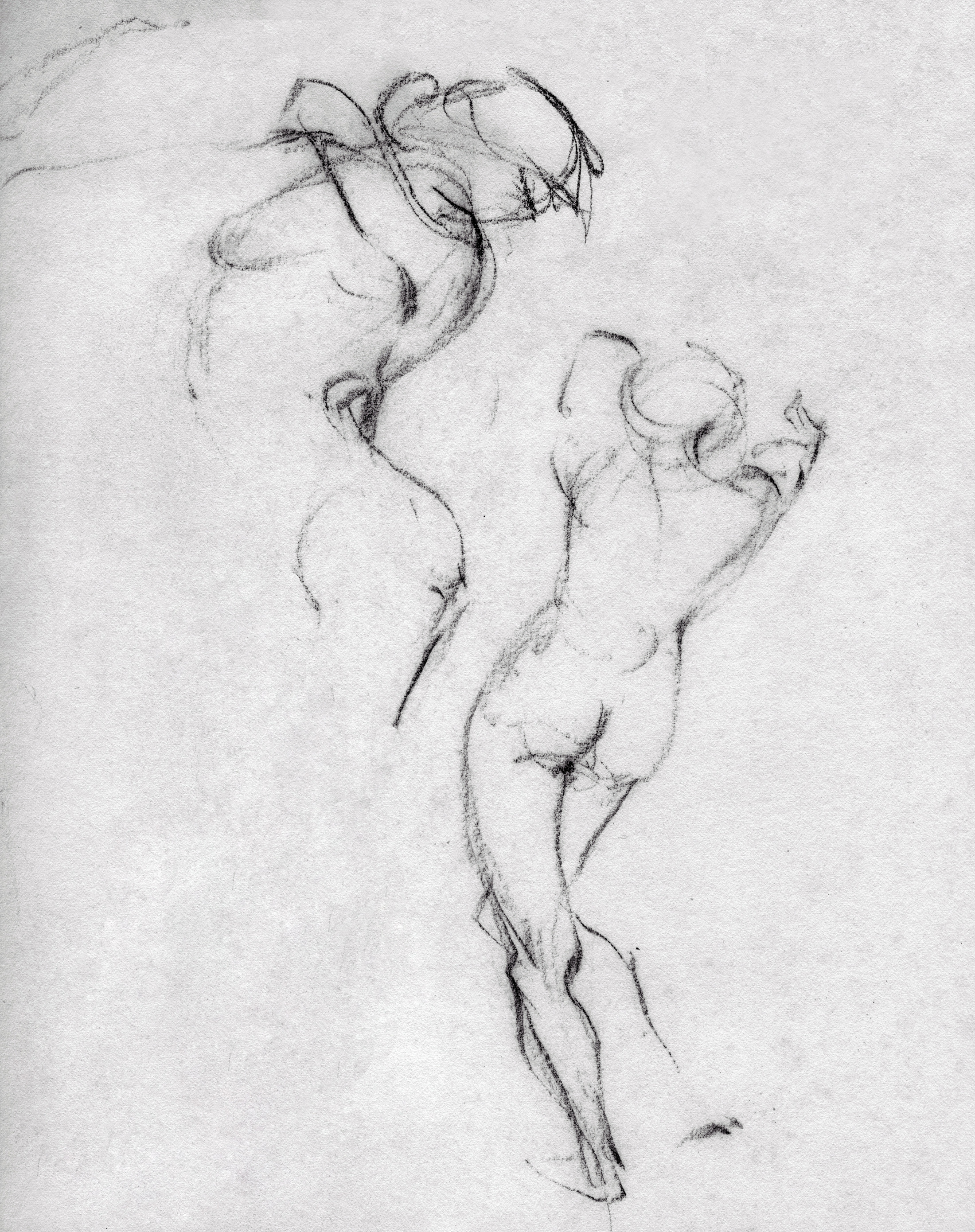 Figure Drawing, No.3