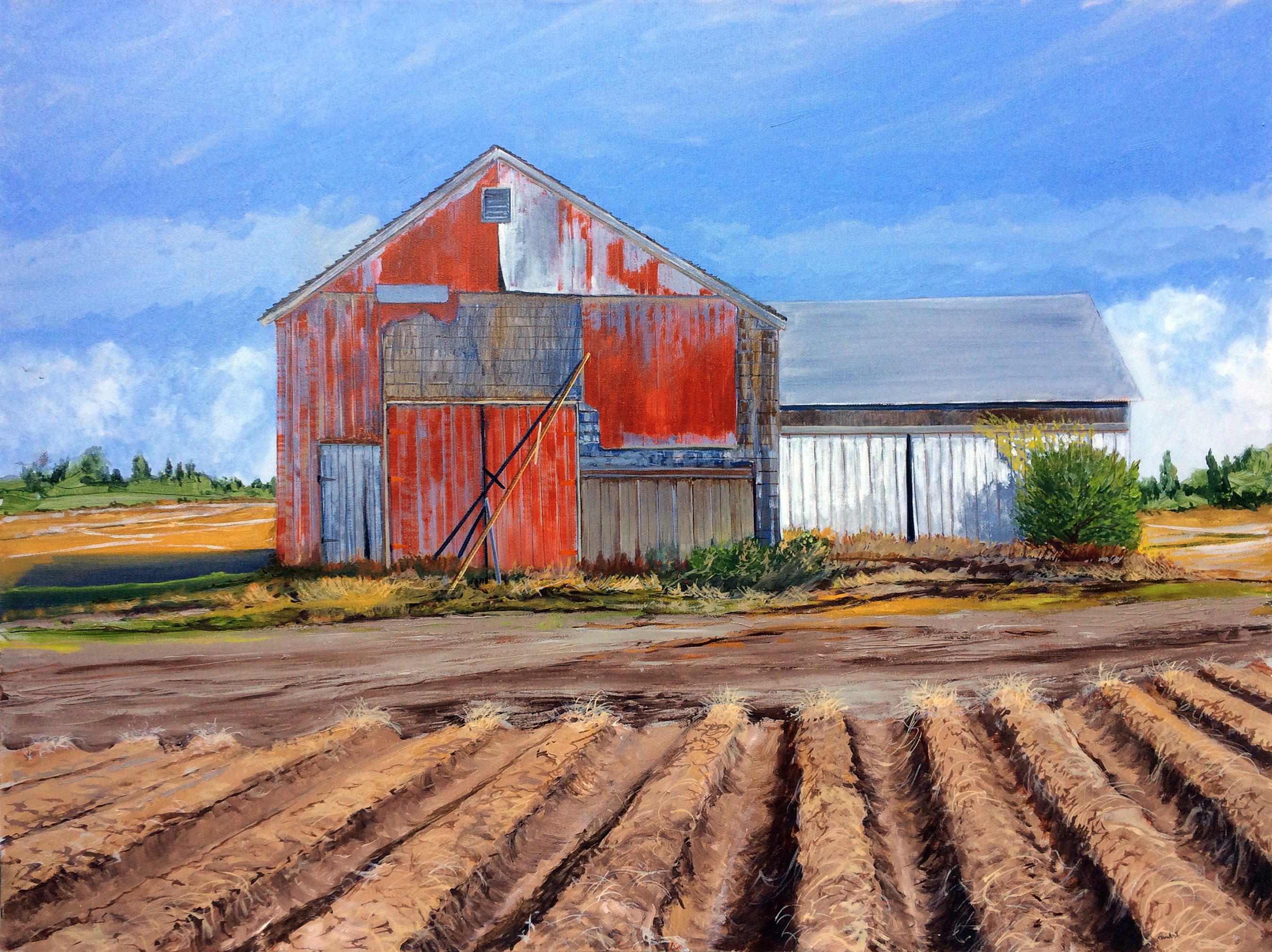 Watermill Barn - Southside 2