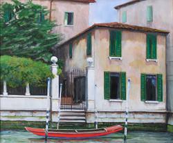 Red Boat, Venice