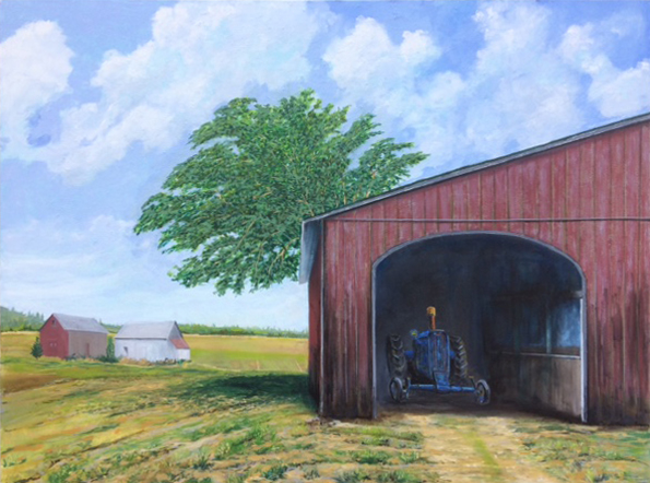 Old Horse Barn