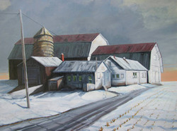 Barns - Route114