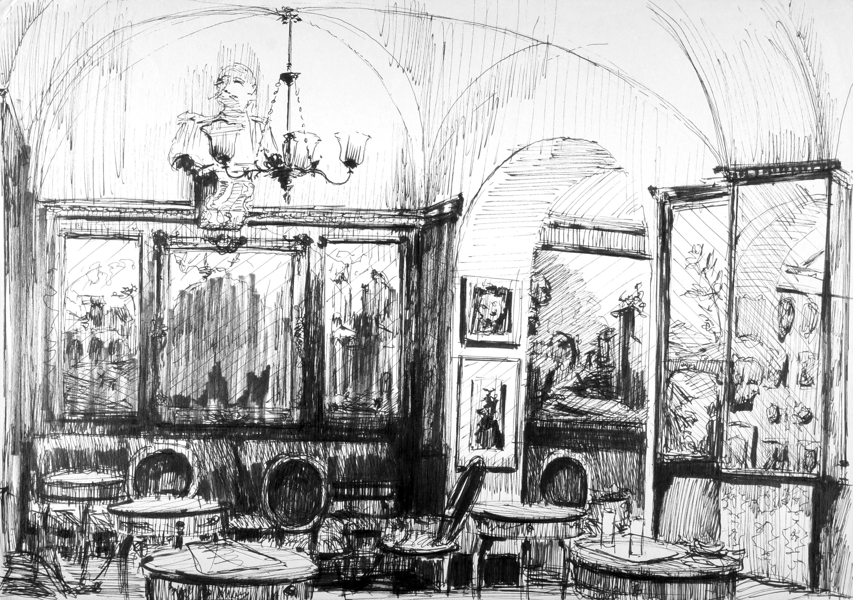 Caffe Greco, No. 2