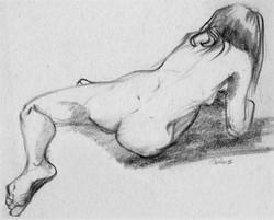 Figure Drawing, No.1