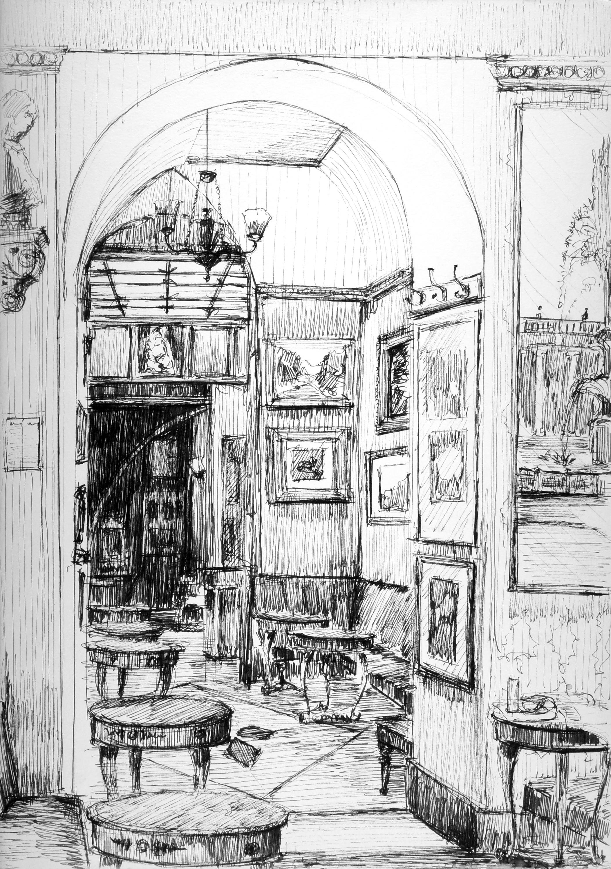 Caffe Greco, No. 7