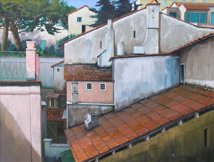 Rooftops, Frascati