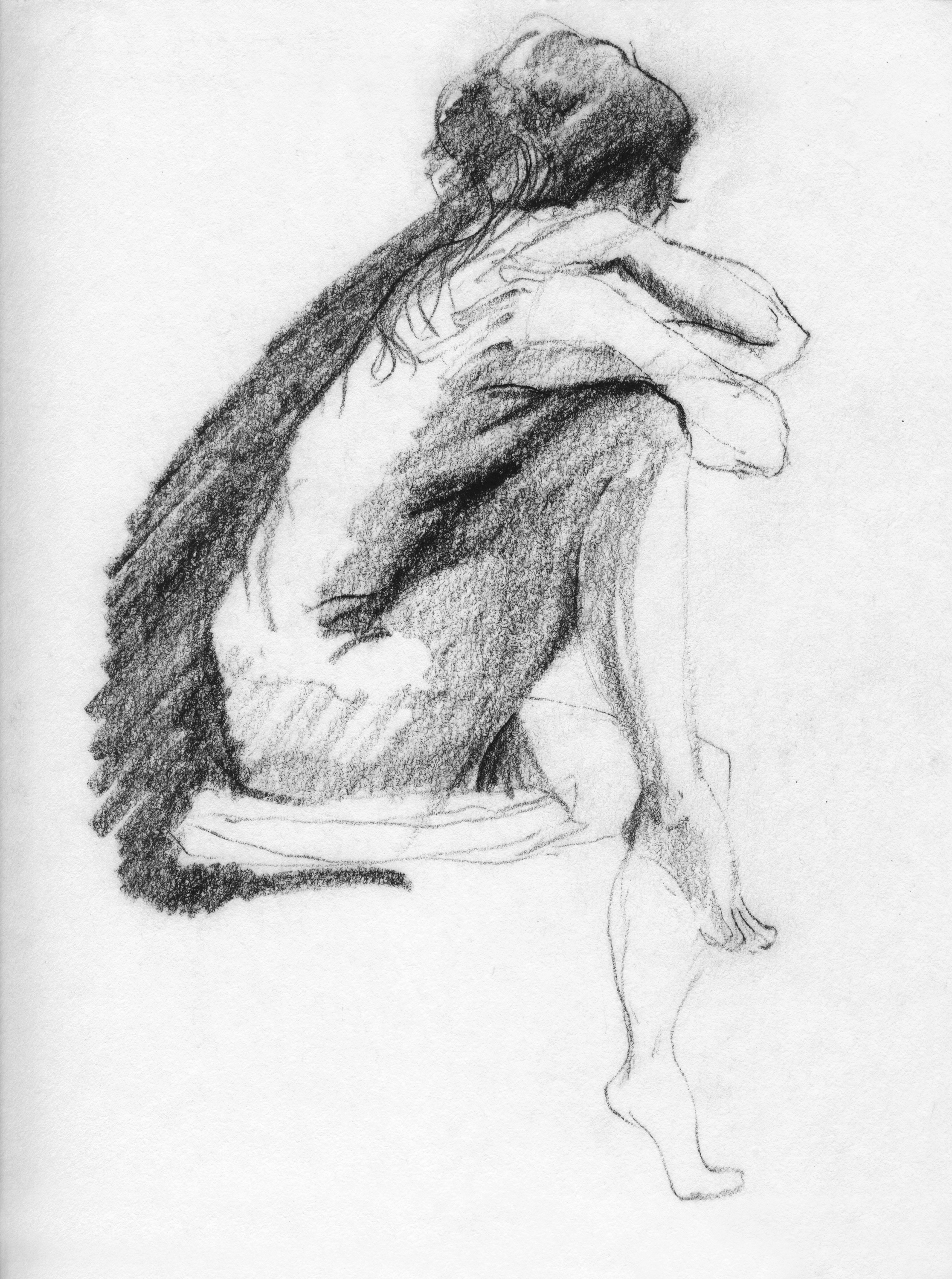 Figure Drawing, No.2