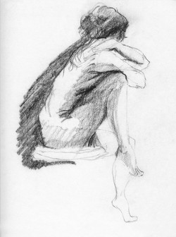 Figure Drawing, No.2