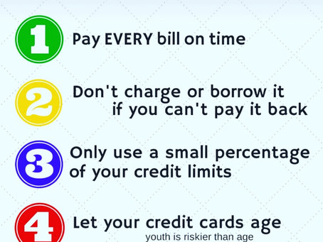 Don't wait 7 years for good credit!!