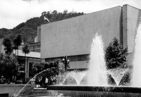 AD Classics: Clásicos de Arquitectura: Museo del Oro / Germán Samper