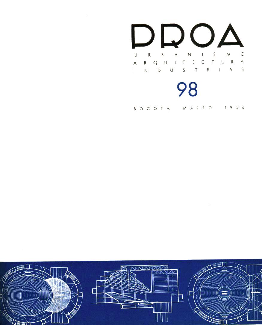 Proa No.98 1956