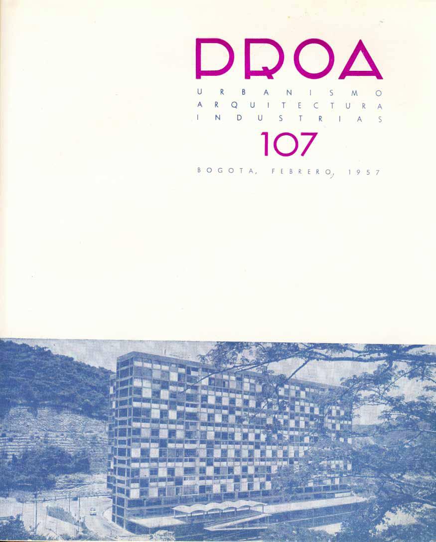 Proa No.107 1957